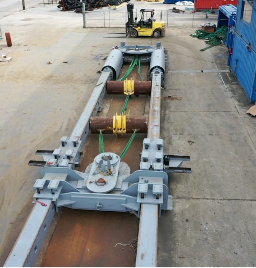 Pipe Clamp Test
