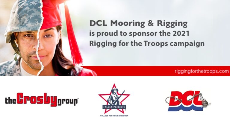 Rigging for the Troops