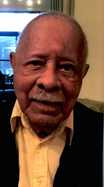 ROBERT ALLEYNE JULY 24, 1919 – JUNE 29, 2020