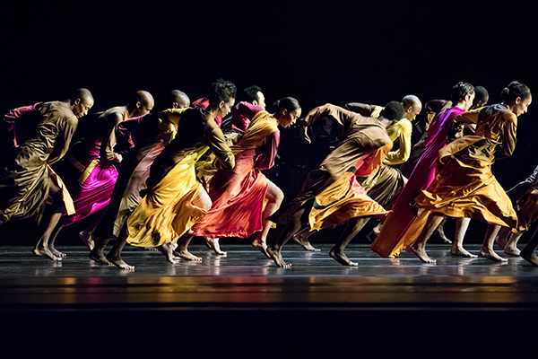 """ALVIN AILEY: FREE ONLINE TOMORROW: """"Ella"""" and """"Mass"""""""