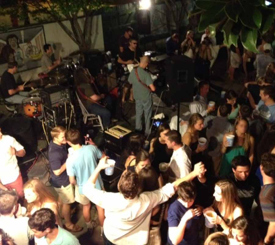 He's Not Here Live Music Bar Chapel Hill NC