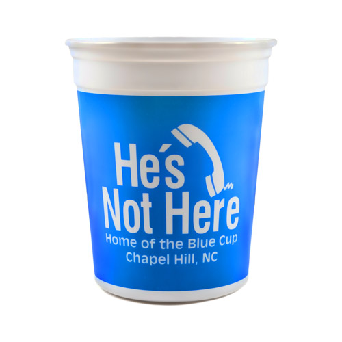 blue cup he's not here chapel hill nc