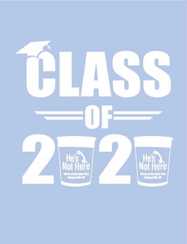 Class of 2020 Graduation Tee