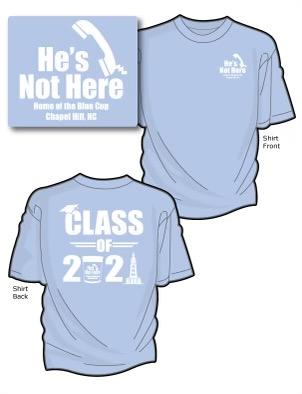 Class of 2021 Graduation Tee