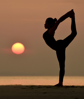 Soul Motion - silhouette