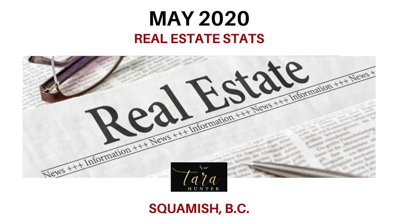 Squamish MLS Real Estate Market Report – May 2020