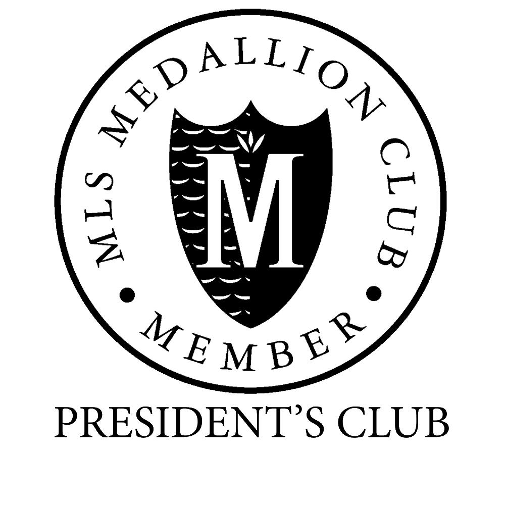 Logo MLS Medallion President's Club Member