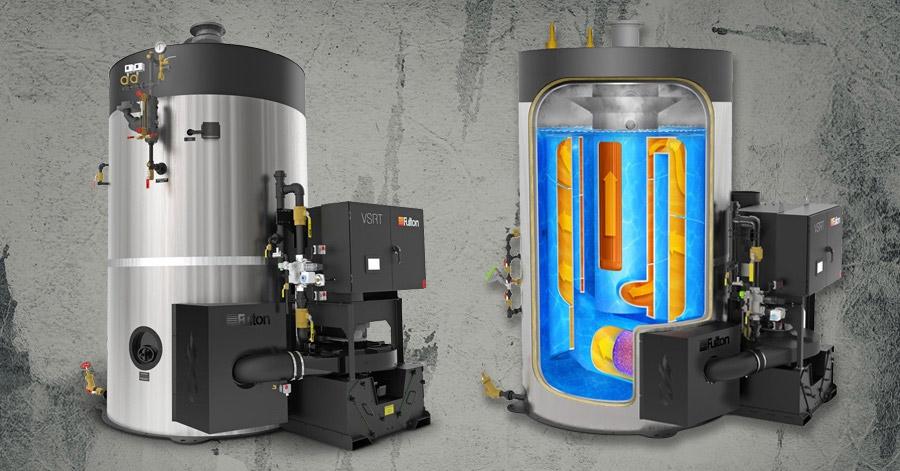 Mason Engineering - VSRT Steam Boiler