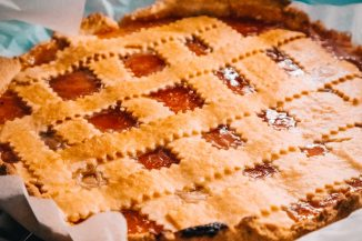 Two words: PIE ROAD