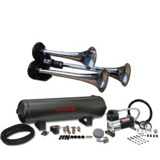 Triple Trumpet Horn 280c