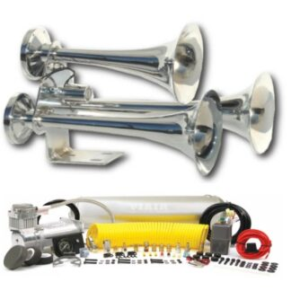 Air Horn with Air Systems