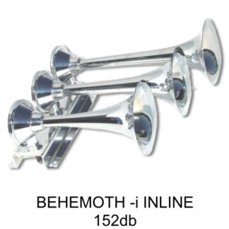 Behemoth-i Inline Train Horn with Viair Air Systems