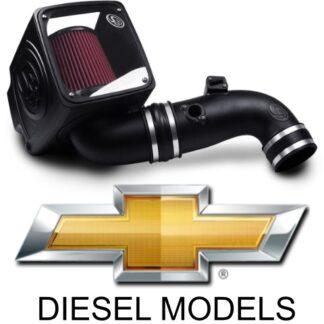 S&B Intakes for Chevrolet Diesel