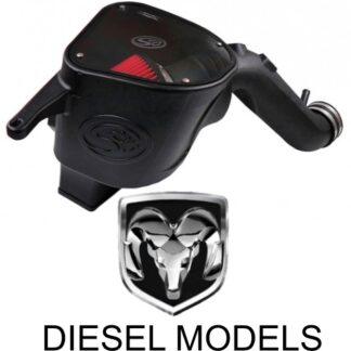 S&B Intakes for Dodge Ram Diesel Models