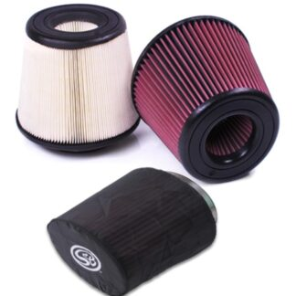 S&B Replacement Air Filters & Wraps