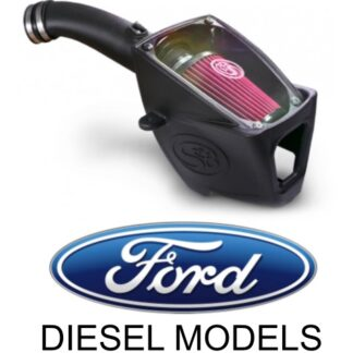 S&B Intakes for Ford Diesel Models