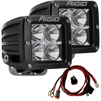 Rigid D-Series Dually Pair