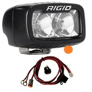 Rigid Amber LED SRM Series Lights