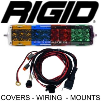 Rigid Light Covers | Wiring | Hardware