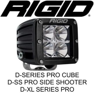 Rigid D-Series PRO Light