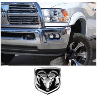 Rigid Mounting for Dodge Ram