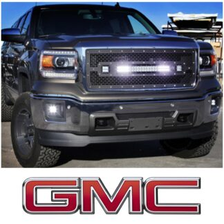 Rigid Mounting for GMC