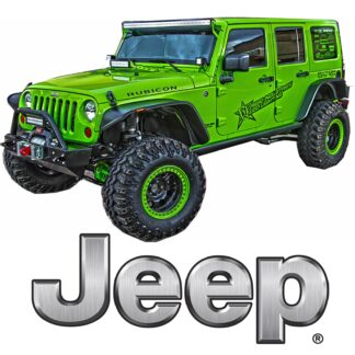 Rigid Mounting for Jeep