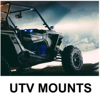 Rigid Mounting for UTV