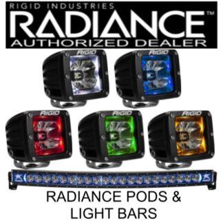 Rigid Radiance LED Lights