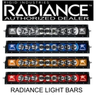 Rigid Radiance+ Light Bars