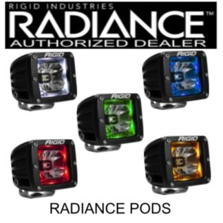 Rigid Radiance Pods