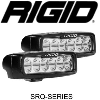 Rigid SRQ-Series PRO Lights