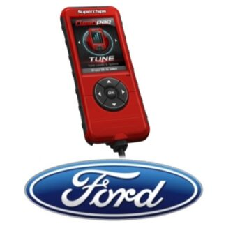 Superchips Flashpaq for Ford