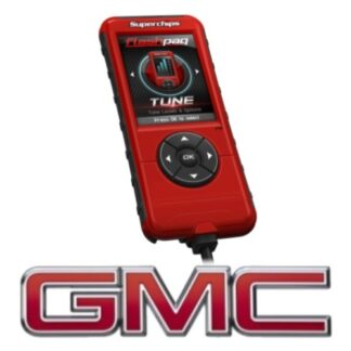 Superchips Flashpaq for GMC
