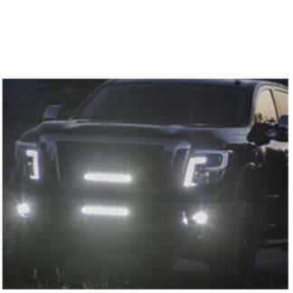 Rigid Nissan Titan Fog Light