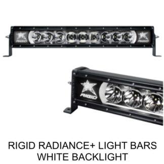 Rigid Radiance+ White Backlight