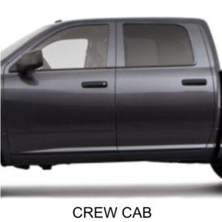Husky WeatherBeater for Dodge Ram 1500 Crew Cab