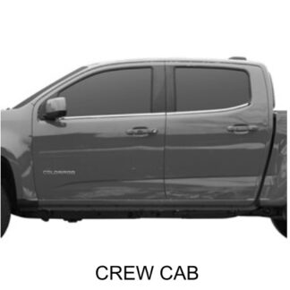 Husky WeatherBeater for Chevrolet Colorado Crew Cab