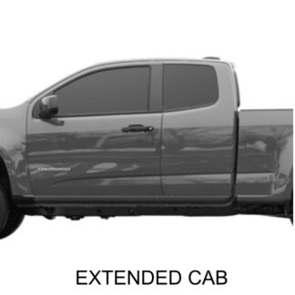 Husky WeatherBeater for Chevrolet Colorado Extended Cab