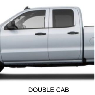 Husky WeatherBeater for GMC Sierra 1500 Double Cab