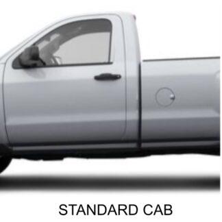 Husky WeatherBeater for GMC Sierra 1500 Standard Cab