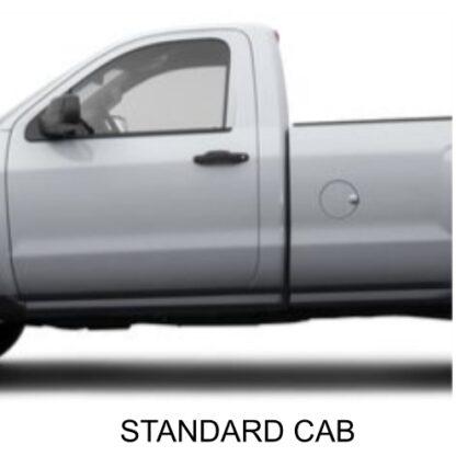 Chevy Silverado GMC Sierra Standard Cab