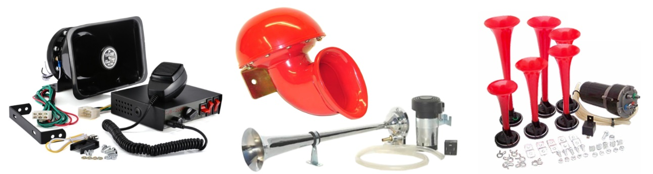 Assured Automotive Electric Air Horn Kits