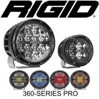 Rigid 360-Series LED Lights