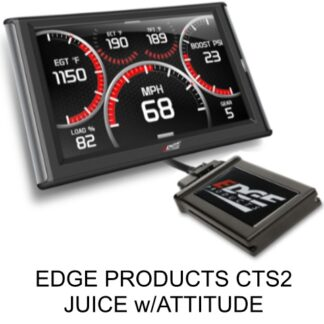 Edge CTS2 Juice w/Attitude Tuner