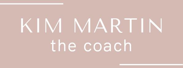 kim martin wide logo