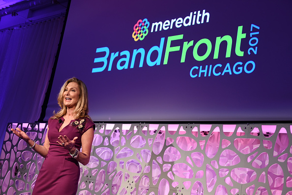 CHICAGO, IL - NOVEMBER 15:  Chief Brand Officer at Meredith Corporation Kim Martin attends Meredith Corporation's Chicago Brandfront Presentation at The Virgin Hotel on November 15, 2016 in Chicago, Illinois.  (Photo by Daniel Boczarski/Getty Images for Meredith Corporation)