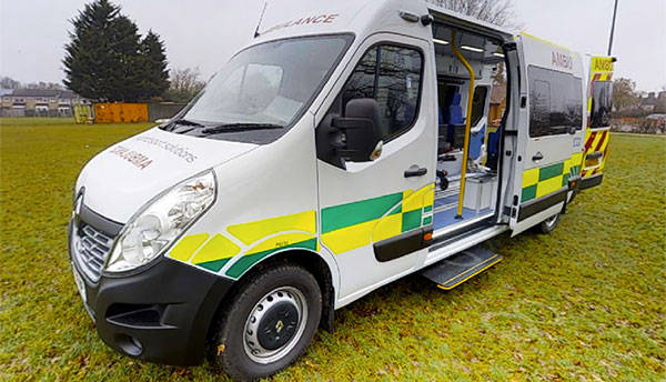 OSR Medical Ambulance Service - PTS