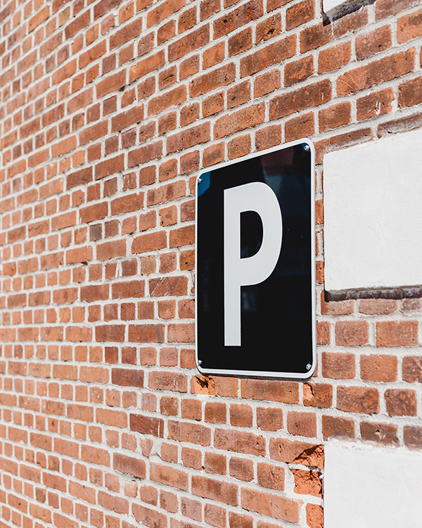 church law tax parking