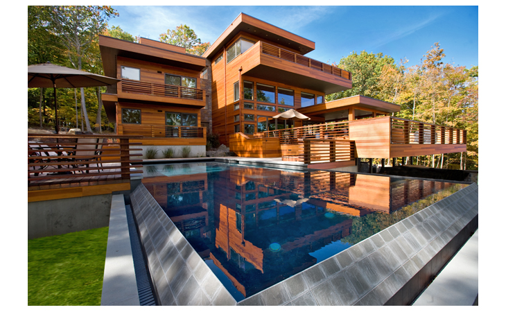 Aquatic Designs Tivoli Home 1